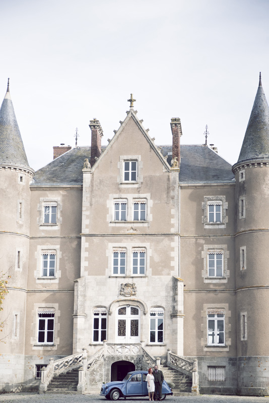 French Chateau Wedding Channel 4